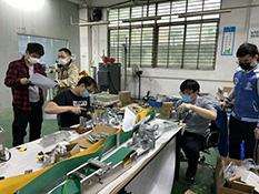 Kf94 Full Automatic Mask Machine