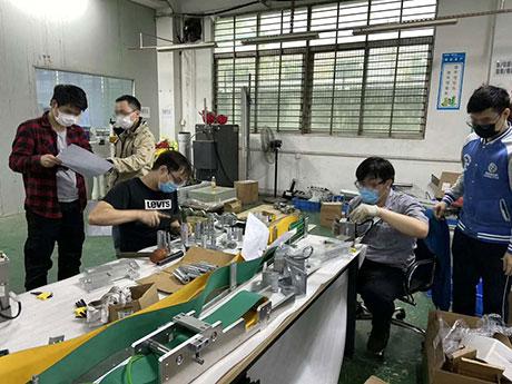 Mask Machine Company in China