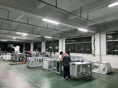 Face Mask Production Machine Manufacturer